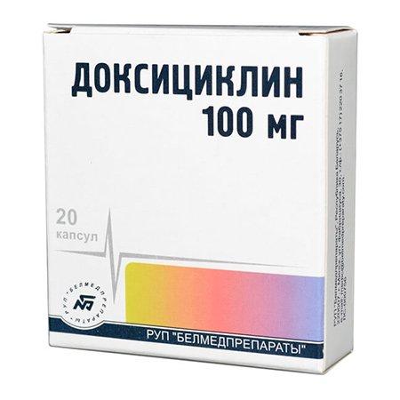 Доксициклин: инструкция поприменению, показания ипротивопоказания + отзывы