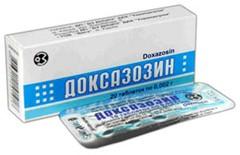 официальная инструкция доксазозин - фото 2