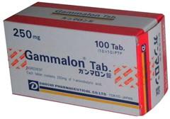 Лекарство гаммалон инструкция