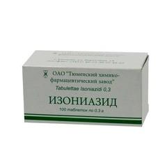 лекарство изониазид инструкция - фото 6