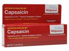Капсаицин таблетки инструкция по применению цена