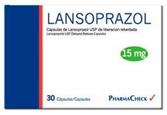 Lansoprazole инструкция по применению - фото 4