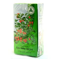 Листья брусники – свойства, применение, противопоказания