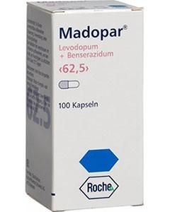 мадопар таблетки инструкция по применению - фото 7