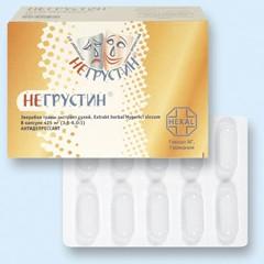Таблетки Негрустин Инструкция - фото 4