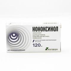 ноноксинол-9 инструкция