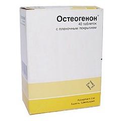 лекарство остеогенон инструкция цена