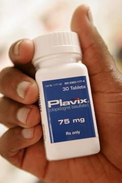 Таблетки Плавикс