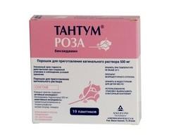 тантум роза препарат