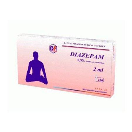 Diazepam prodej