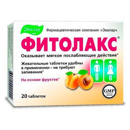 лекарство фитолакс инструкция по применению