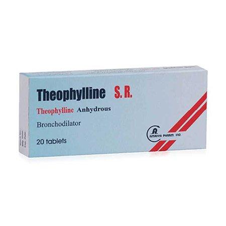 таблетки теофиллина инструкция по применению