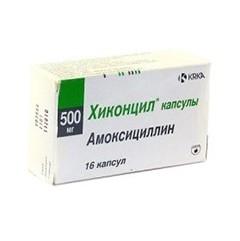 препарат хиконцил инструкция - фото 11