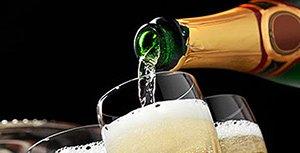 Шампанское небесполезно ради здоровья