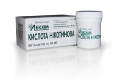 витамин b3 в таблетках